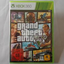 XBOX 360 - Microsoft ► Grand Theft Auto V | GTA 5 ◄ NEU | dt. Version | USK 18