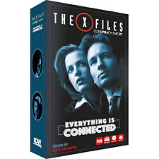 X-Files - Conspiracy Theory Card Game NEW IDW Games