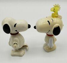 Vintage Snoopy Walking Windup Peanuts Aviva Toy United Feature Syndicate Bonus