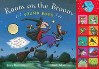 Room on the Broom Sound Book by Donaldson, Julia, Hardcover Used Book, Good, FRE