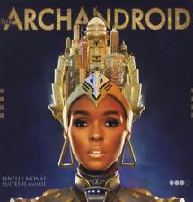 janelle monae - the archandroid (LP NEU!) 075678924606