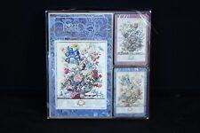 Winterthur Museum & Gardens Deleware BRIDGE Floral Card Game Set NEW