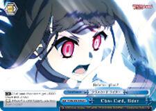 Weiss Schwarz  x 4 Class Card, Rider [PI/EN-S04-E086 CC] English