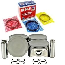 Pistons and rings for 06 to 09 Mazda 2.3 MZR (DOHC) turbo @ .020 or .5mm Over