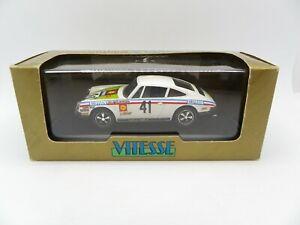 Porsche 911 R 1967 #41 Klippan Equipe Belge L012 Vitesse 1/43 miniature en boite