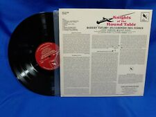 Knights of the Round Table OST LP Varese Sarabande STV 81128