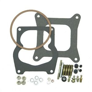 HOLLEY 20-124 UNIVERSAL CARB INSTALLATION KIT (20124)