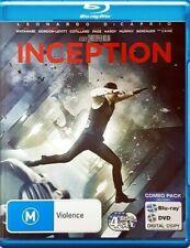 Inception (Leonardo DiCaprio) Blu-ray Region B &