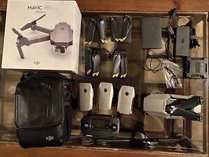 DJI Mavic Pro Platinum 4K Drone - With Tons of EXTRAS!
