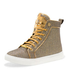 Jump J75 Rascal Gold Jewel Mens Fashion Casual High Top Shoes