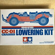 Tamiya CC-01 Chassis Lowering Kit 4WD EP 1:10 RC Car Off Road #54625