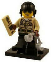 LEGO Figures Series 2 Traffic Cop Mini Figure