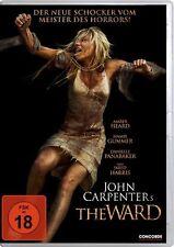 John Carpenter`s The Ward - Die Station (2012) DVD #9278