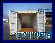 NEW 20'FT SHIPPING CONTAINER FOR HOME STORAGE & COMMERCIAL CARGO in OAKLAND, CA