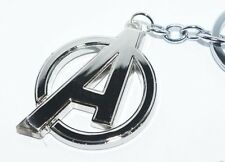 Keychain / Porte-clés - Marvel The Avengers Design - Silver