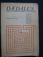 DAEDALUS: Journal of the American Academy of Arts and Sciences, Volume 107