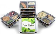 Picnic déjeuner boîtes réutilisable contenants de nourriture repas prep diet portion perte de poids