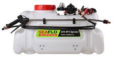 SEAFLO ATV Electric Spot Sprayer - 13 Gallon, 12 Volt, 80 PSI, 2.0 GPM