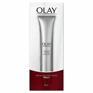 Olay Regenerist Wrinkle & Pore Vanisher 30mL/1 oz - New - Free Shipping