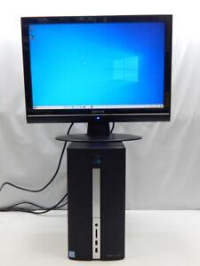 HP Pavilion 510-p030 Desktop Core i7-6700T 2.8GHz 12GB DDR4 1TB HD DVDRW Win 10