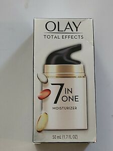 OLAY Total Effects 7-In-1 Anti-Aging Daily Moisturizer 1.70 oz (50mL)