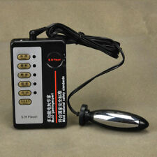 Impulsion electro stimulation électrique choc stimulateur PLUG ANAL