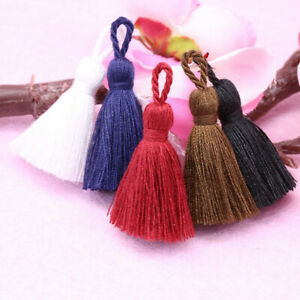 Dressing Gown Cord with Cotton Tassels, Tassled Curtain Tie Back Home Decoration