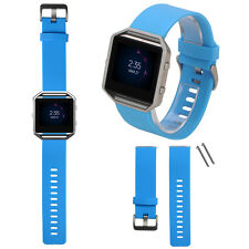 Replacement Silicone Watch Motion Soft Silicone Strap Fitbit Blaze
