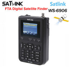 "Genuine Satlink WS-6906 3.5"" DVB-S FTA Digital Satellite Meter Satellite Finder"