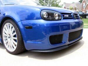 VW Golf MK4 4 IV R32 Front Bumper CUPRA R Line Euro Spoiler Lip Valance Splitter