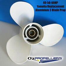 11 x 15 G YAMAHA Prop Propeller NEW ALUMINUM SUITS 40-50-60HP Outboards