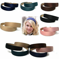 Girl Fashion Hairband Headband Head Wrap Women Hair Band Plastic Cloth Hair Hoop