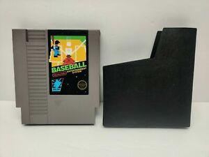 Baseball (Nintendo Entertainment System, NES)
