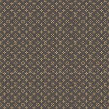 "Louis Vuitton Lv Logo Pattern Vinyl Banner Flag Sign Retail Store Window 36""x36"""
