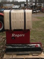 ROGER'S WATER JET AERATOR  3PT.HITCH  540 PTO TRACTOR  GOLF COURSE EQUIPTMENT