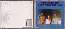CD. Trevor Knight & The Newport Trio
