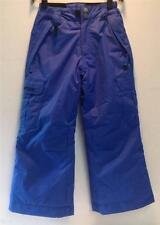686 Ridge Youth Boys Insulated Snowboard Snow Ski Winter Pants Royal Blue XS NEW