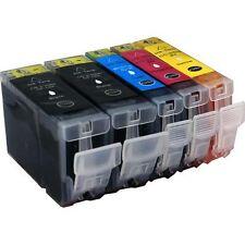 5 Druckerpatronen für Canon IP 3000 ohne Chip