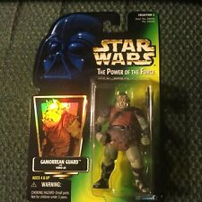 1997 Star Wars POTF Gamorrean Guard W/ Vibrio-Ax, MONMC! Kenner NEW!