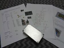 "Tube Screamer Mini Kit - GDMC! ""Banshee"" Distortion - Guitar Effects - DIY"