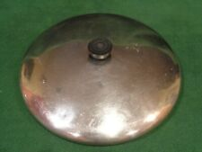 "Large Revere Ware Stainless Steel LID ONLY for 12"" Skillet, Pan or Pot"