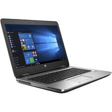 """HP ProBook 640 G2 14"""" Laptop, i7-6600U 2.6GHz, 16GB Ram, 512GB SSD, W10P"""