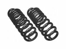 For 1998-2002 Ford E350 Econoline Club Wagon Coil Spring Set Front Moog 93484SY