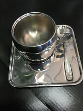 Stainless Steel Tramontina 18pcs  Espresso Set Was $150.00 Now $120.00
