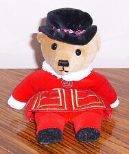 Bean bag Royal Guard Bear. Handmade in England
