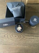 Aquinus Hydrautica Men's Dive Watch Model ASSQR7BSW002