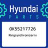 0K55217726 Hyundai Ringsynchronizerrv 0K55217726, New Genuine OEM Part