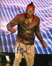 Apl De Ap Black Eyed Peas autographed 8x10 photo BEP signed #1