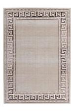Moderne Wohnraum-Teppiche mit Umrandung fürs Wohnzimmer