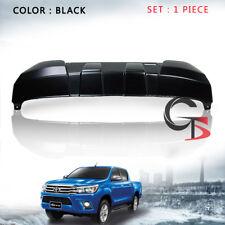 Front Lower Bumper Cover Matte Black Genuine For Toyota Hilux Revo 2015 - 17